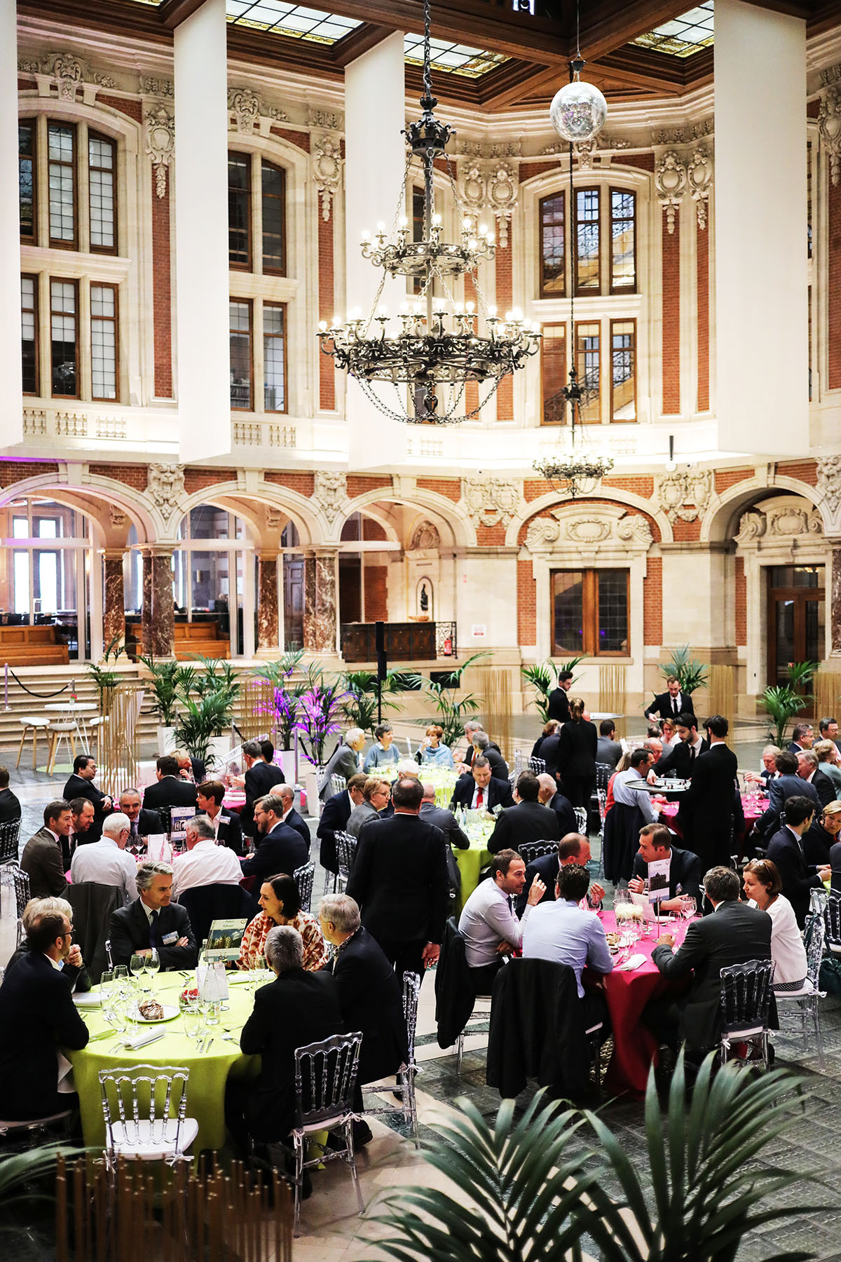 repas convention crédiat mutuel nord europe CCI 2019